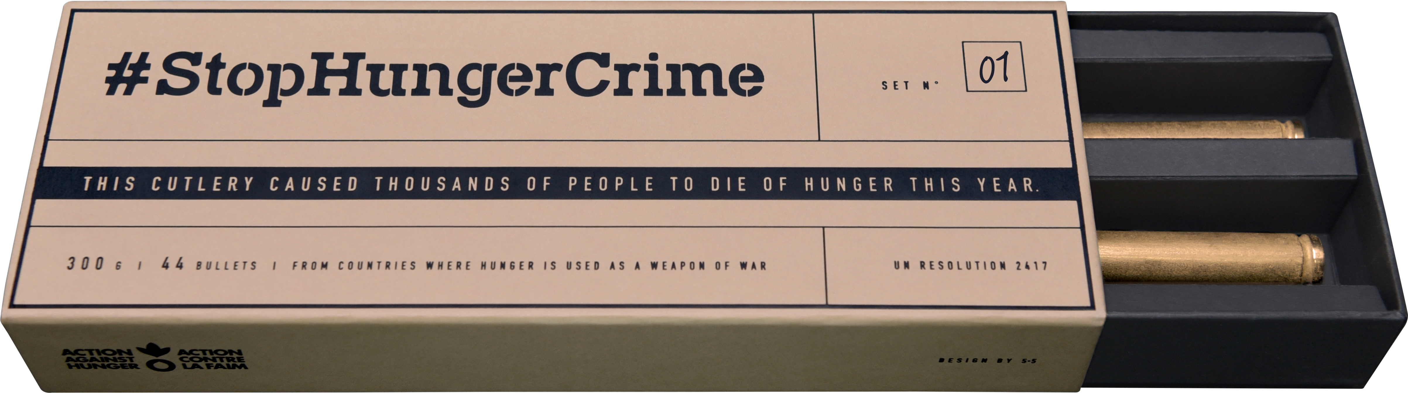 Stop Hunger Crime