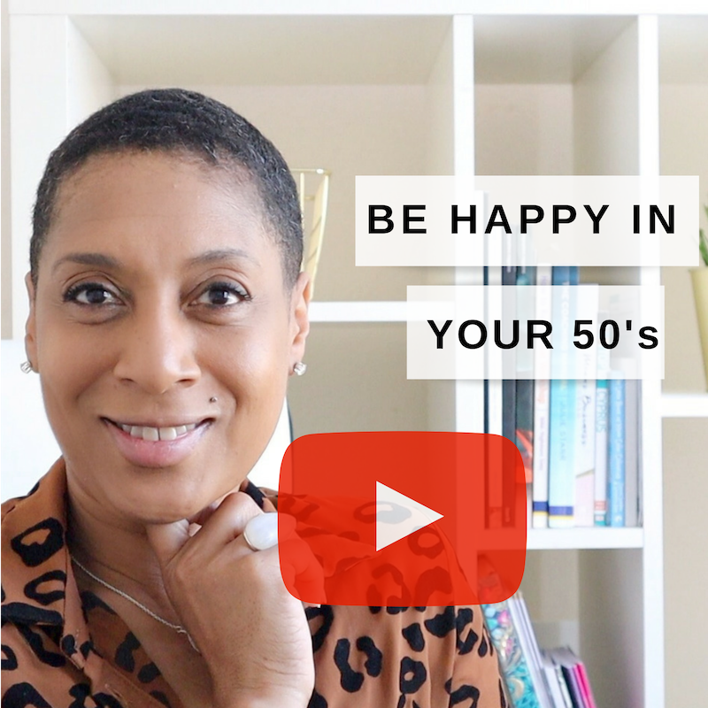 How To Be Happy In Your 50's