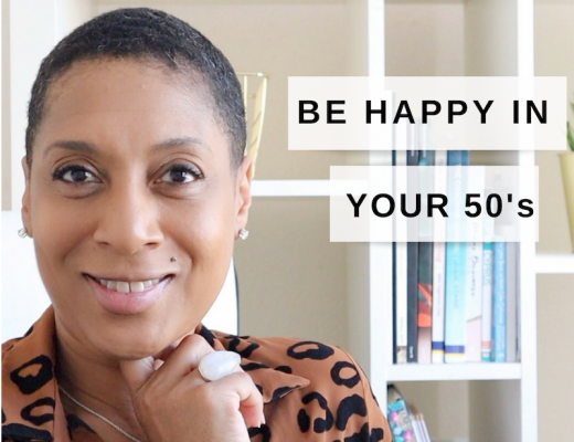 "How To Be Happy In Your 50""s"