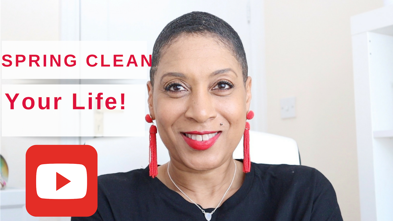 How To Spring Clean Your Life!