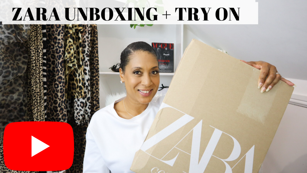 Zara Unboxing + Try On